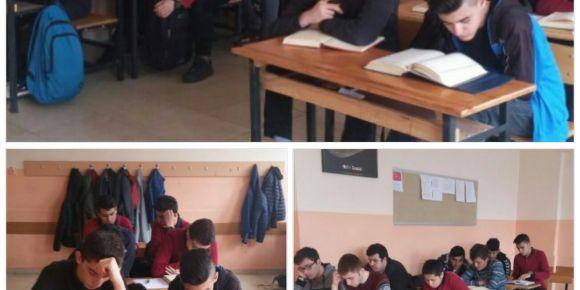 Kalbimiz ve dualarımız Afrin'de