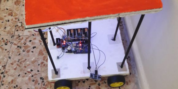 Arduino ile Bluetooth Kontrollü Araç