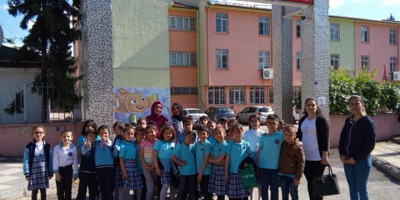 Gaziantep Valiliği çocuk koruma ilk müdahale ve değerlendirme birimine  ziyaret