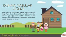 Yaşlı sağlığı konusunda bilinçlenmek ve yaşlı bireylerin yaşam standartlarının yükseltilmesi konusunda farkındalık oluşturmak amaçlanır.