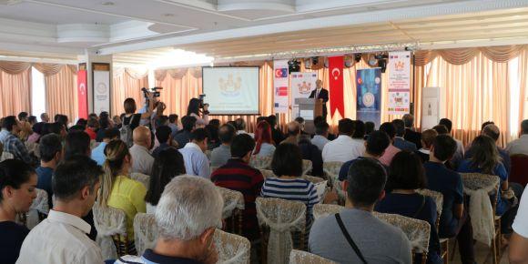 Kadri Şaman MTSO M.T.Anadolu Lisesi Iot  Dıgı Class projesi tanıtım toplantısı