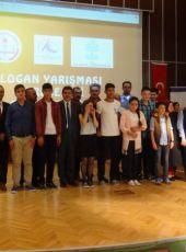 Slogan Yarışmasında Türkiye Üçüncülüğü