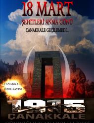 18 MART 1915 ÇANAKKALE GÜNDOĞMUŞ ANADOLU LİSESİ