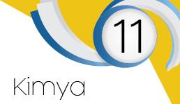 11. Sınıf Kimya