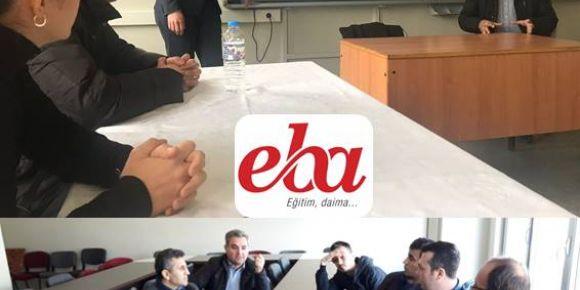 Bursa'da Fatih Projesi bt rehber öğretmenleri toplantısı devam ediyor.