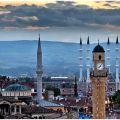 Çorum Saat Kulesi Ve Meydan Camii