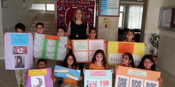 Web 2.0 Education World projesi yıl sonu sergisi