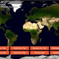 Dış Kuvvetler - Kıyı Tipleri