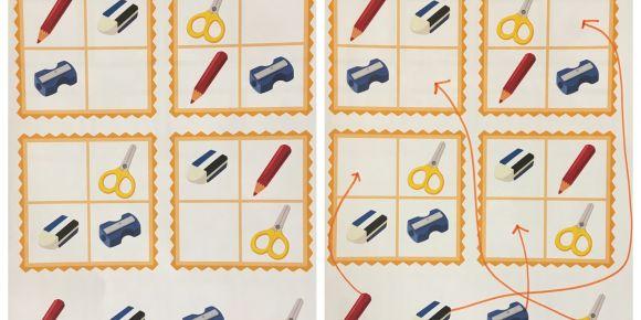 Resimli sudoku