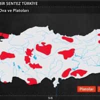 Türkiye Arazisinin Jeolojik Değişimi