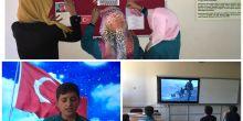 Malatya Yeşilyurt Dilek İmam Hatip Ortaokulu 2017 2018 değerler eğitimi çalışmaları