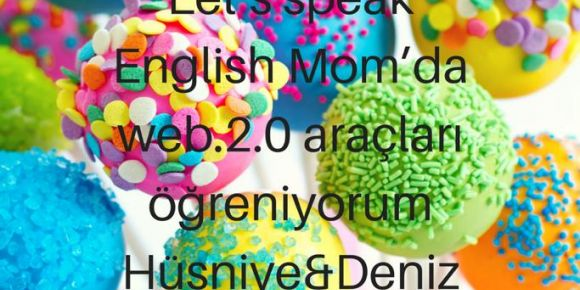 İstanbul Sabiha Hamdi Türkay İlkokulu let's speak English mom