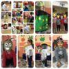Aile katılımı ile hikayeye uygun kostüm hazırlama eTwining '100 güne 100 kitap '