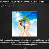 Çevre Sorunlarının Önlenmesine Yönelik Stratejiler
