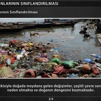 Çevre Sorunlarının Sınıflandırılması