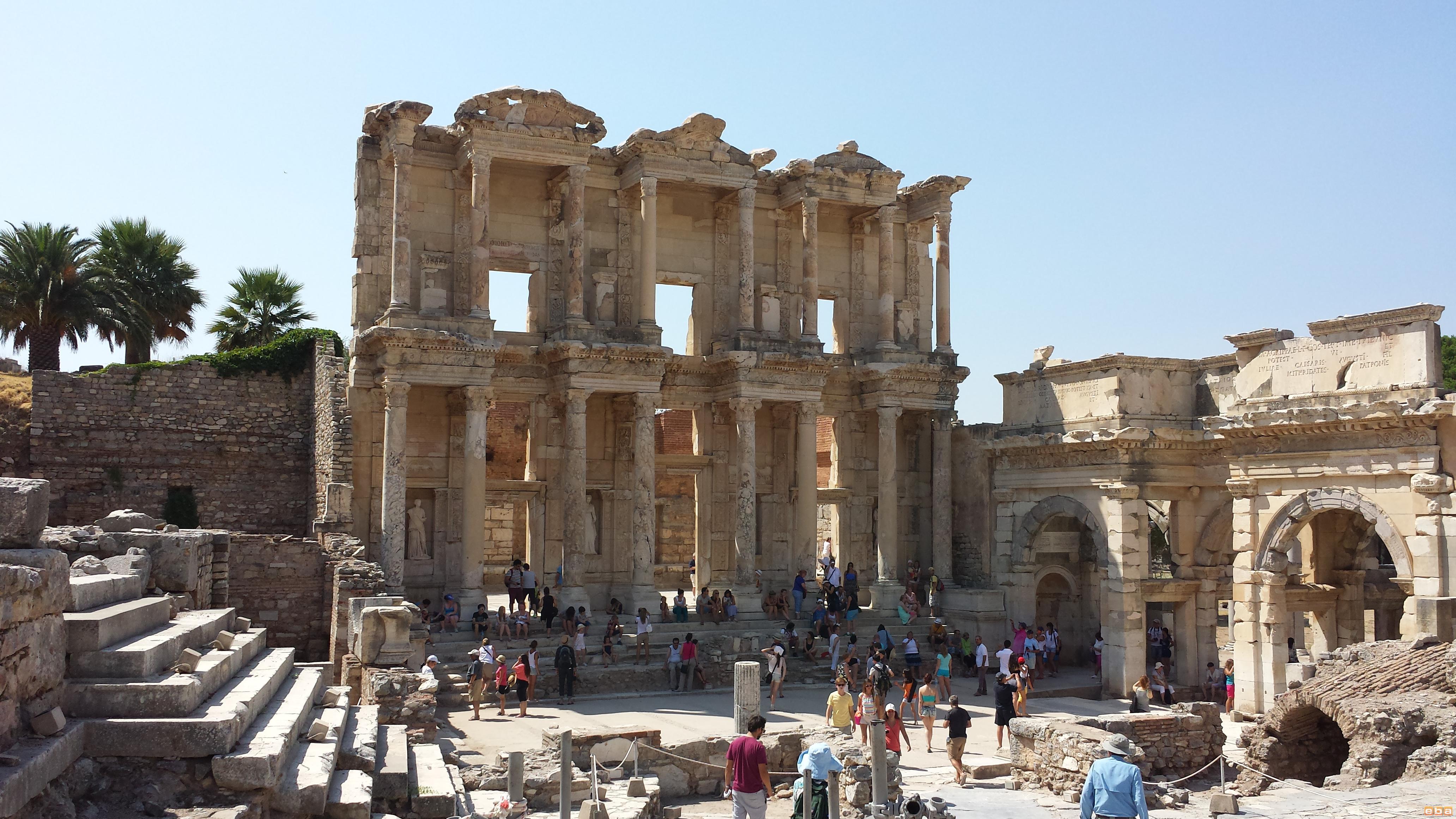 Efes Antik Kenti - 22 Şubat 2016  Görsel - Eğitim Bilişim Ağı