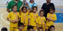 Muhittin Develi İlkokulu 1/A sınıfı İFET oyunlarında Mersin ikincisi oldu