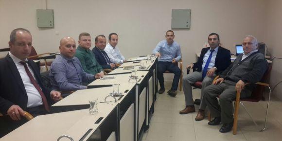 Trabzon EBA değerlendirme toplantısı