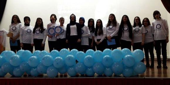 Atatürk Mesleki ve Teknik Anadolu Lisesi  14 kasım dünya diyabet günü etkinliği