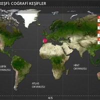 Dünya'nın Keşfi - Coğrafi Keşifler