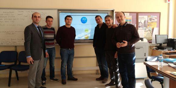 EBA içerik geliştirme ekibimiz çalışmalarına devam ediyor