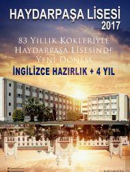 Haydarpaşa Lisesi 2017