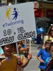 Uşak eTwinning 10. Yıl Kutlama Etkinlikleri