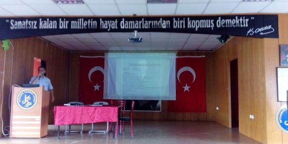 İstanbul Kadıköy Lisesi'nde 2016-2017 Eğitim Yılı Açılışı