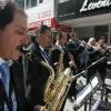 Sokakta konser veren  Orkestra