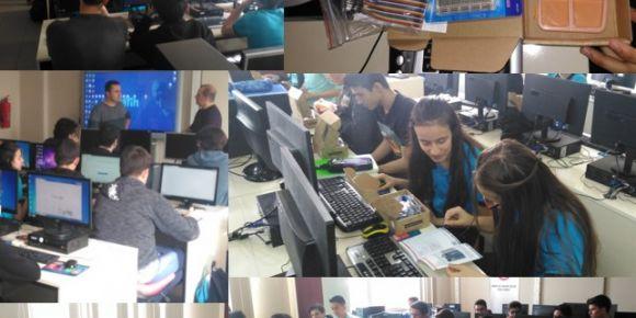 Arduino ile programlama ve tasarım kursu