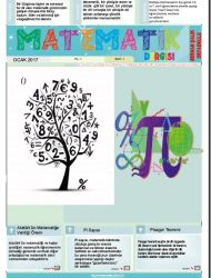 Serhan Çalık Ortaokulu Matematik Dergisi