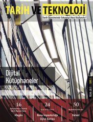 Tarih ve Teknoloji Dergisi
