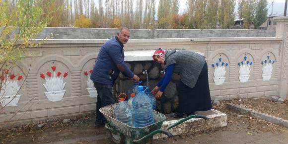 Iğdır Merkez Karakuyu Köyünde okullar hayat oldu