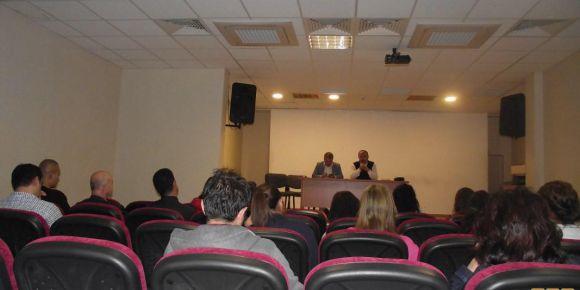İzmir Buca İlçesi BTR Öğretmenleri toplantısı
