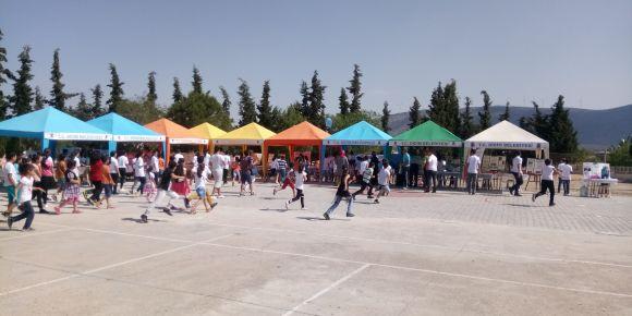 Denizköy Ortaokulu TÜBİTAK 4006 Bilim Fuarı