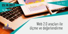 Web 2.0 Araçları ile Ölçme ve Değerlendirme Eğitimi