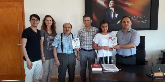 Gerze Haşim Ve Zehra Tarı Ortaokulu değerlerimizde Türkiye ile buluştu