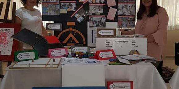 """""""Matematiği Eğlenerek Öğreniyorum"""" eTwinning Projesi Antalya İl Çalıştayında yerini aldı"""