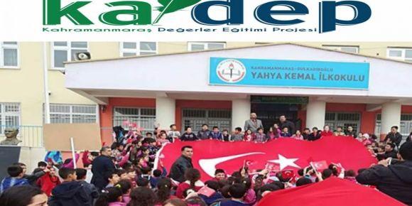 """Dulkadiroğlu'nda Değerler Eğitiminde Bir""""İnci""""yiz"""