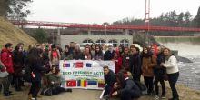 """""""Eco Frıendly Actıons"""" Çevre Dostu Hareketler Projesi 1. yılını tamamladı"""