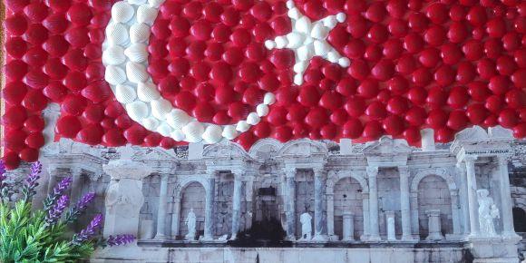 ''81 İlde Şanlı Bayrağımız''