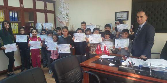 Nezihe Osman Atay İlkokulu kodluyor