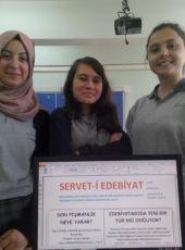Göl Anadolu Lisesi'nden sıradışı bir e-gazete