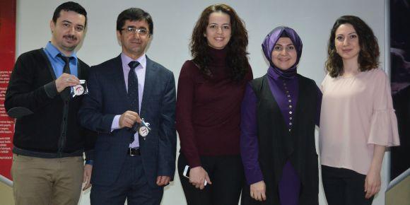 Manisa Ahmet Yesevi İmam Hatip Ortaokulundan Pi Günü kutlamaları