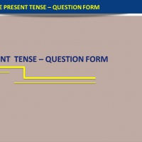 Simple Present Tense (Question Form)