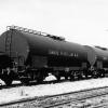 Petrol taşıyan tren katarı, 1964