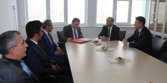Aksaray'da sağlıkçılar  işbirliği protokolü imzalandı