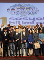EBA Belgesel 1. Sosyal Bilimler Yarışması Ödülleri Sahiplerini Buldu