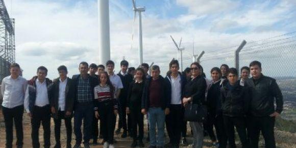 Rüzgâr enerjisi etkinliği