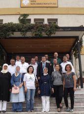 Manisa-Salihli Anadolu İmam Hatip Lisesi Öğretmenleri Pardus Kullanıyor